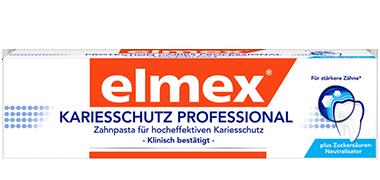 elmex® KARIESSCHUTZ PROFESSIONAL Zahnpasta 75ml