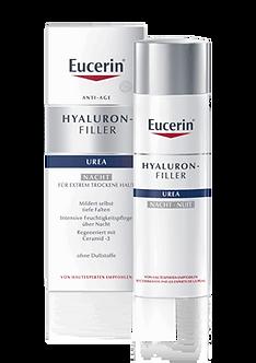Hyaluron-Filler + Urea Nachtpflege 50ml