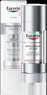 Hyaluron-Filler Nacht Peeling & Serum 30ml