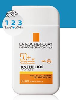 Anthelios Pockets Erwachsen LSF50+ 30ml