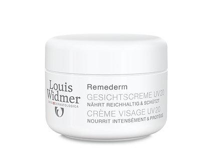 Remederm Gesichtscreme UV 20 parf. 50 ml