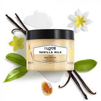 Vanilla milk body butter 300ml