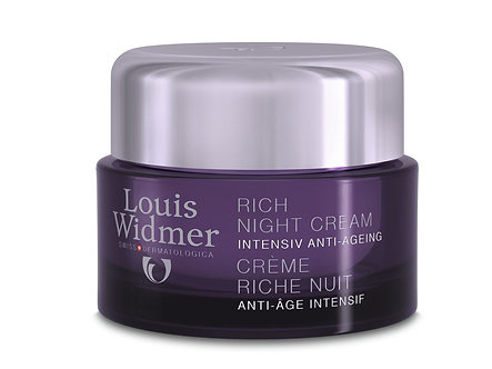 Rich Night Cream unparf. 50 ml