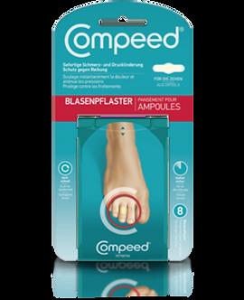 COMPEED® Blasenpflaster für die Zehen 8 Stk