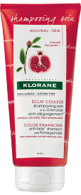 Granatapfel-Shampoo ohne Sulfate 200 ml