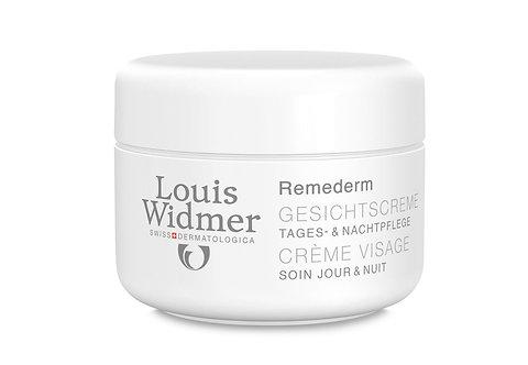 Remederm Gesichtscreme unparf. 50 ml