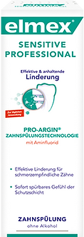 elmex® SENSITIVE PROFESSIONAL Zahnspülung 400ml