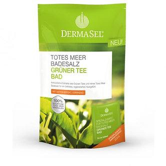 Badesalz Grüner Tee 400 g