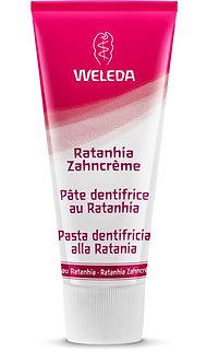 Ratanhia Zahncreme 75 ml