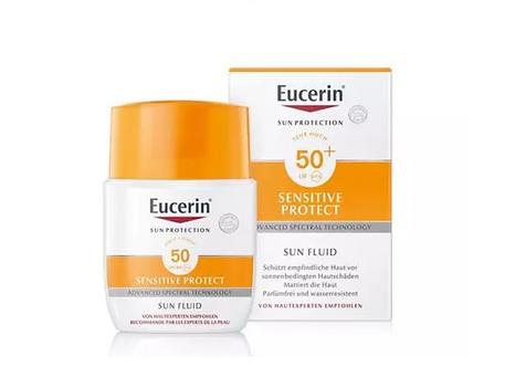 Sun Sensitive Protect Face Fluid LSF50+ 50ml