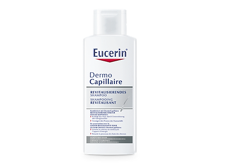 Eucerin DermoCapillaire Revitalisierendes Shampoo 200ml