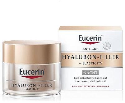 Hyaluron-Filler+ Elasticity Nachtpflege 50ml