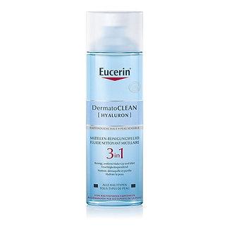 DermatoCLEAN [HYALURON] Mizellen-Reinigungsfluid 3 in 1 400ml