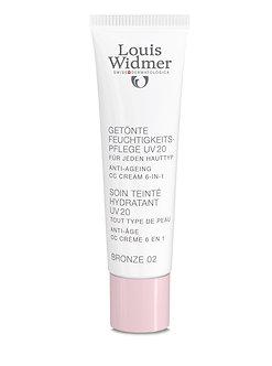 Getönte Feuchtigkeitspflege UV 20 Bronze 02 parf. 30 ml