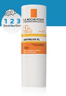 Anthelios Stick empfindliche Zonen LSF50+ 9g