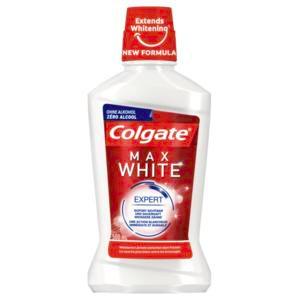 Colgate Max White Mundspülung 400ml