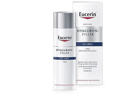 Hyaluron-Filler 5% Urea Tagescreme 50ml