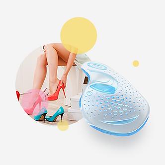 GelActiv® Einlegesohlen Extrem Heels