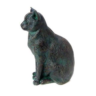 Resin Sitting Cat.jpg