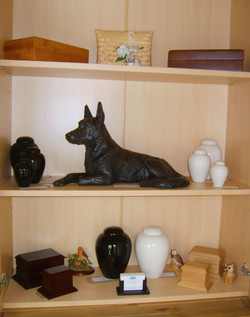 Mirfield Pet Cremation area view 6