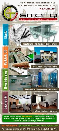 Brochure GITARQ