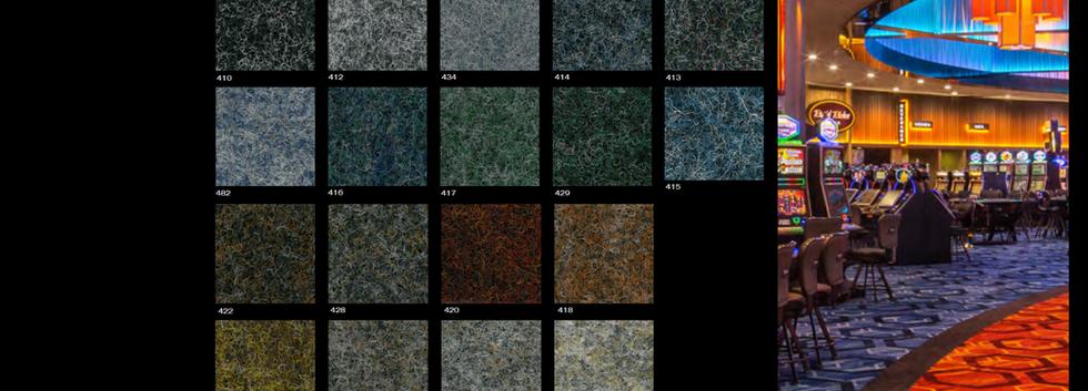 6 Revestimiento Piso tecnico alfombra