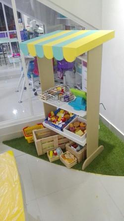 Mercado para niños