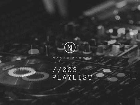 //003 Playlist