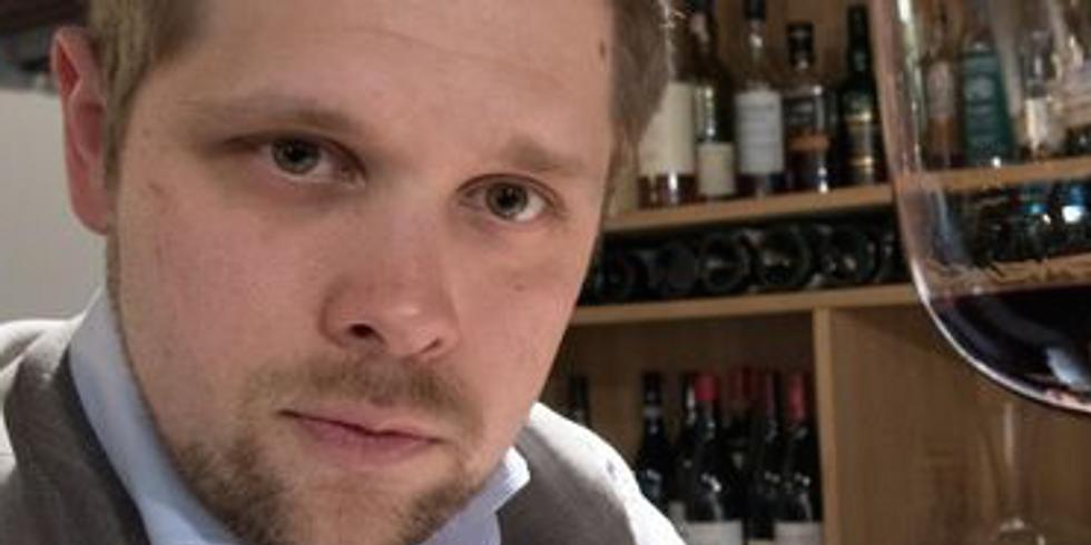 Sommelier take-over met Pieter Fraeyman