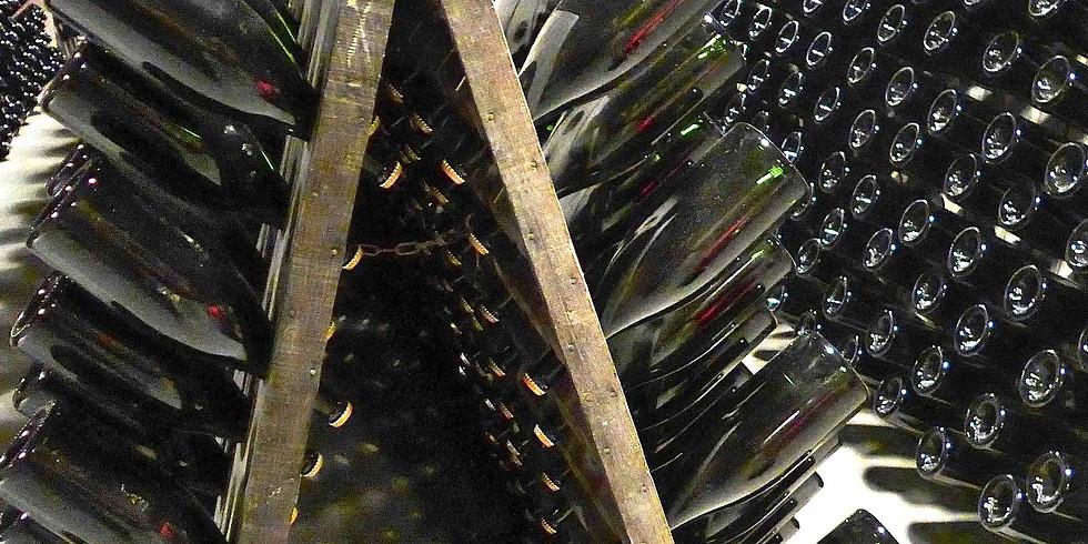 Champagne-diner met Peter Doomen