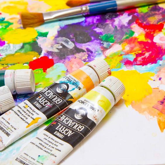 アートセラピー体験