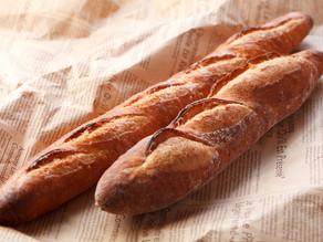 フランスパンに願いを