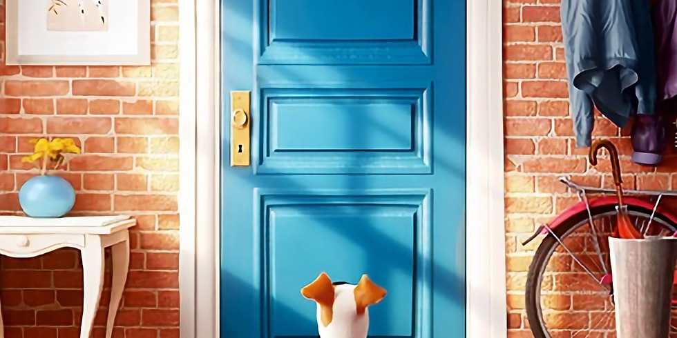 Paw Paw Playhouse: The Secret Life of Pets