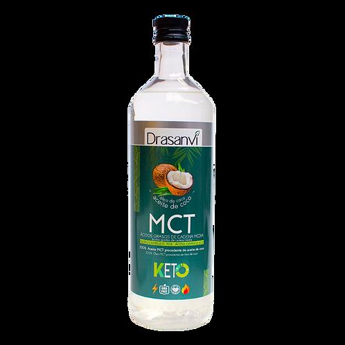 MCT PURO líquido: tratamiento Hongos, alcaliniza, da energía, sobrepeso..