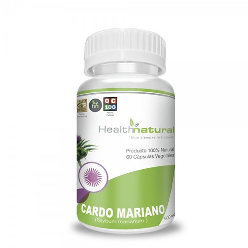 CARDO MARIANO: Salud Hepática