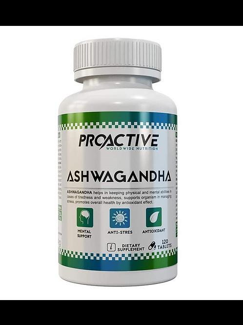 Ashwagandha 900mg/porción: Capacidad cerebral, sistema inmune