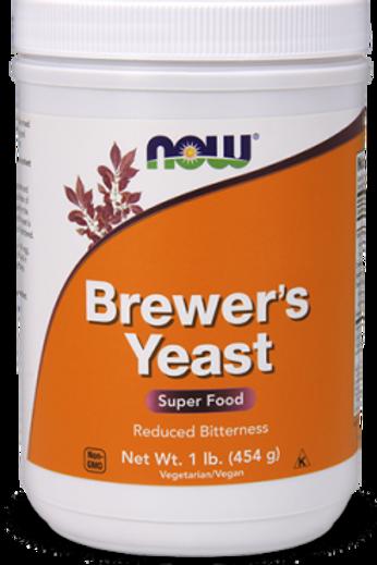 LEVADURA de CERVEZA NOW (454 gr): Proteinas + Vit B