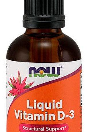 Vitamina D3 Liquida 400 UI NOW