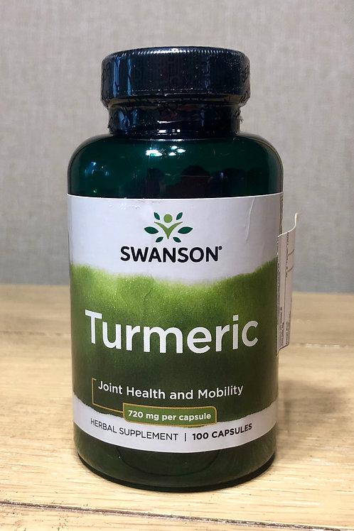 CÚRCUMA SWANSON: Poderoso Antiinflamatorio, Anticancerígeno, Anti edad...