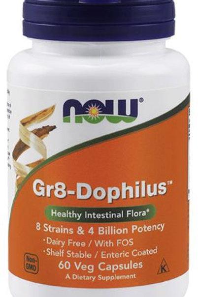 DROPHILUS: PROBIÓTICO 4 BILLONES