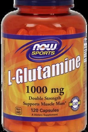 L - GLUTAMINA NOW 1.000 mg: Sistema Inmune sano, HGH