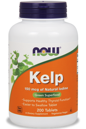 KELP NOW: Sobrepeso, Metabolismo sano