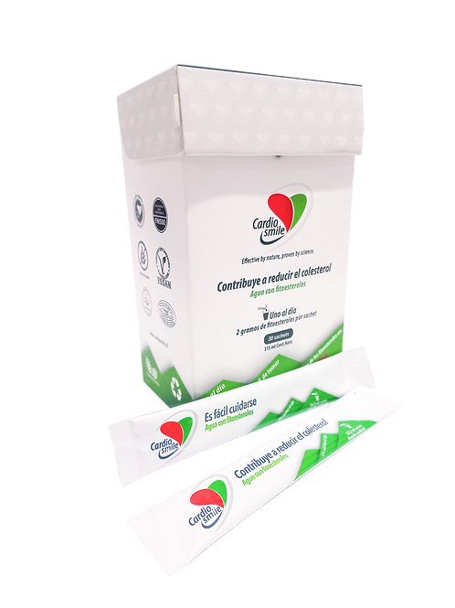 CARDIOSMILE: Reducción del Colesterol, Síndrome Metabólico