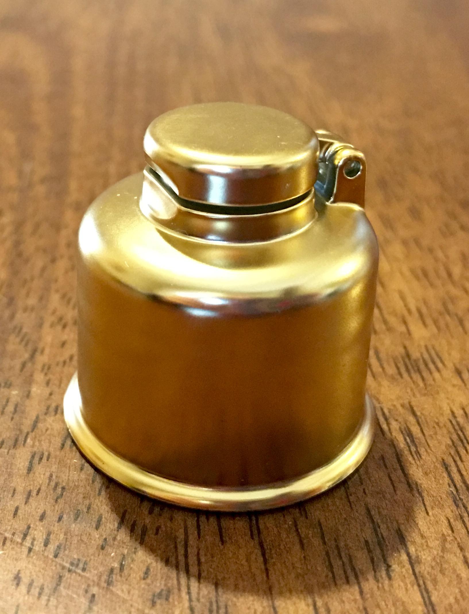 TAPA CANTIMPLORA GOLD (24/410)