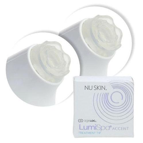 Repuesto silicona cabezal Accent LumiSpa (ojos)