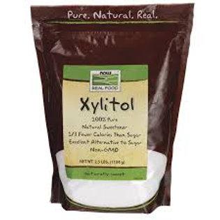 XYLITOL NOW POLVO (454 gr): Endulzante natural