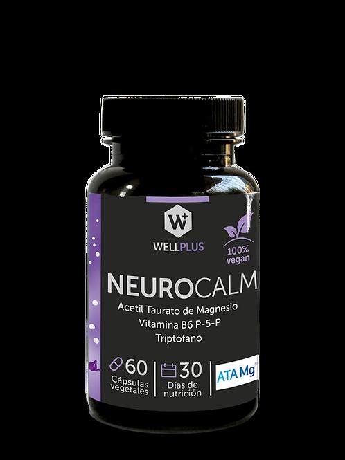 NEUROCALM WELLPLUS: relajación la calma, tranquilidad, buen ánimo y buen dormir