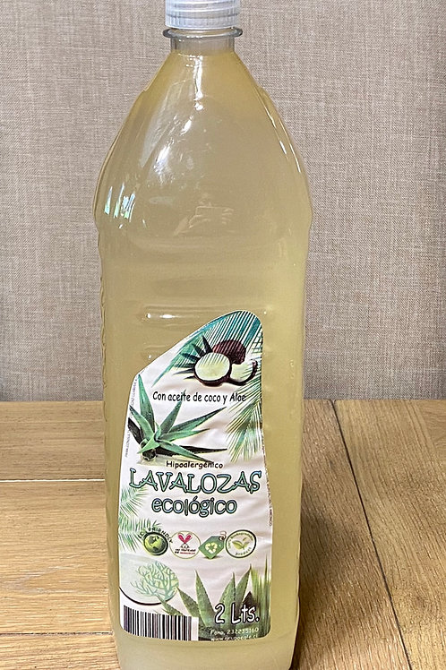 LAVALOZAS ECOLÓGICO COCO-ALOE