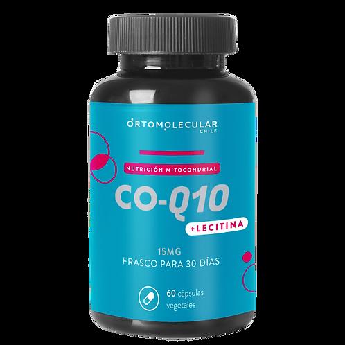 COENZIMA Q10 (60 Cápsulas): Anti envejecimiento, inmunidad, energía celular