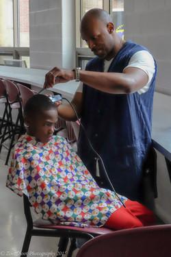 Linden McKinley Hair cuts